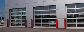 Commercial Garage Doors Image